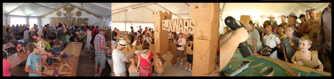 Boxwars Kids