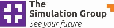 The Simulation Group logo