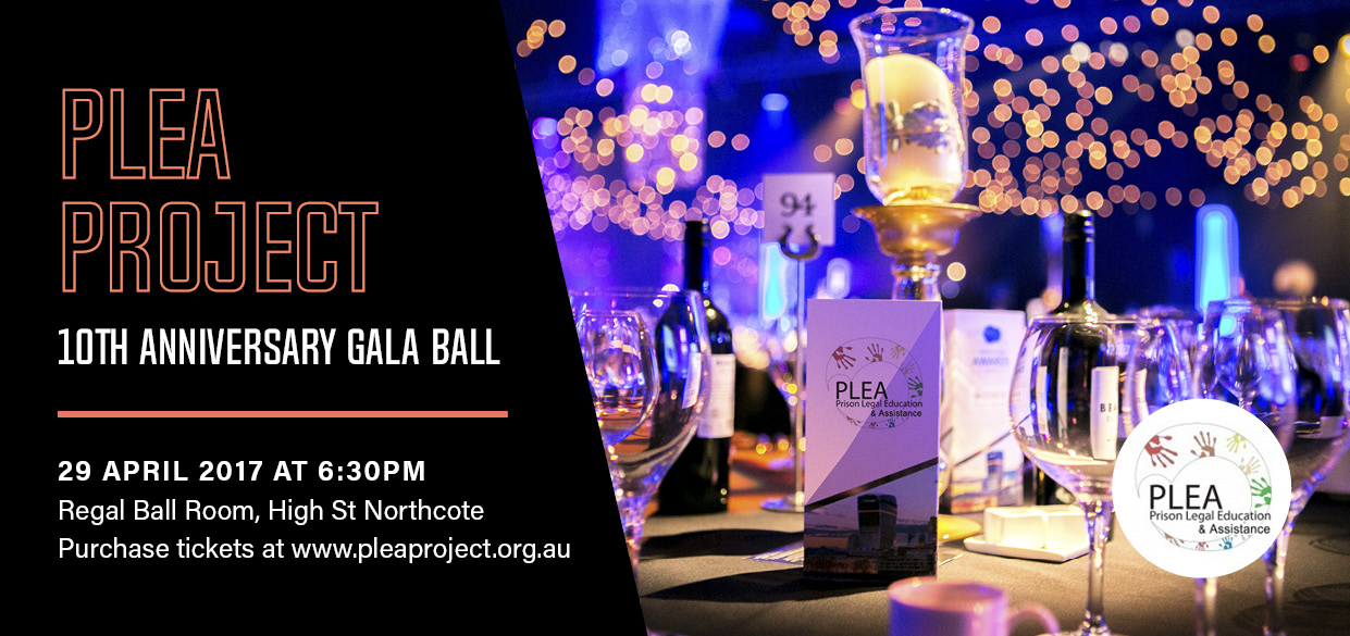 PLEA Project 10th Anniversary Gala Ball