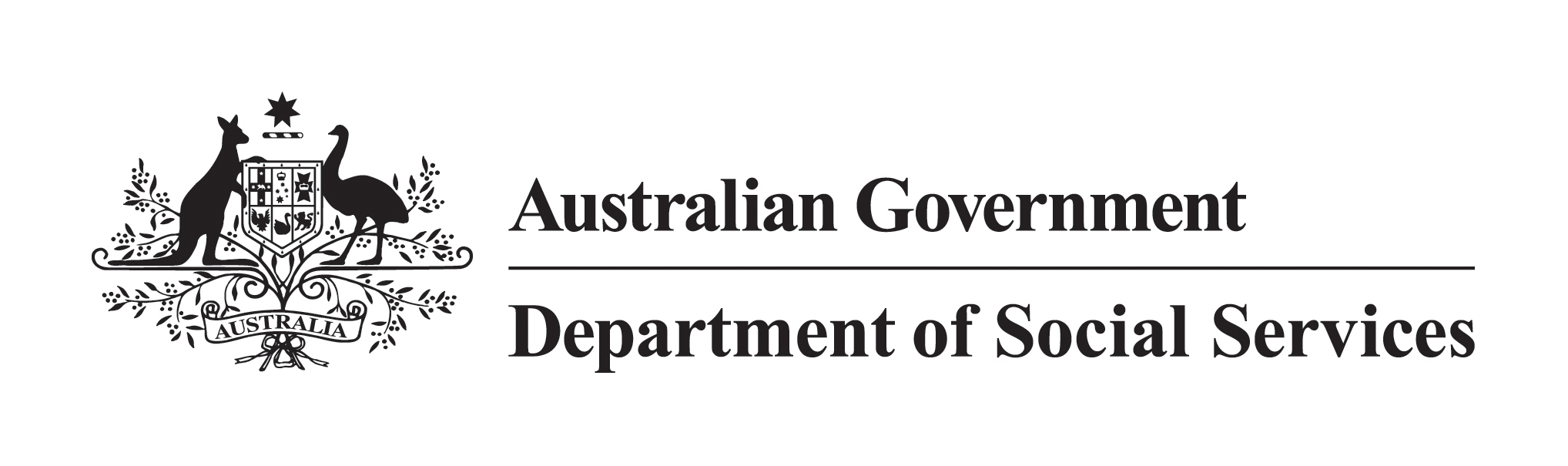 Department of Social Security logo