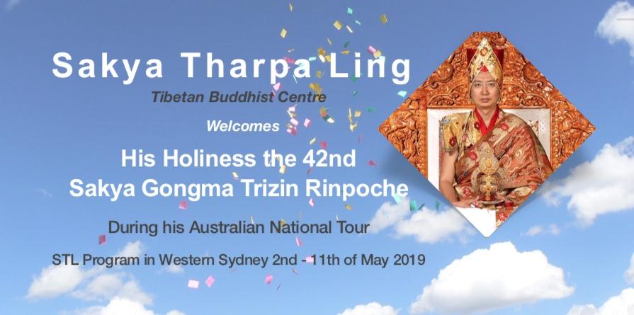 Sakya Tharpa Ling | TryBooking