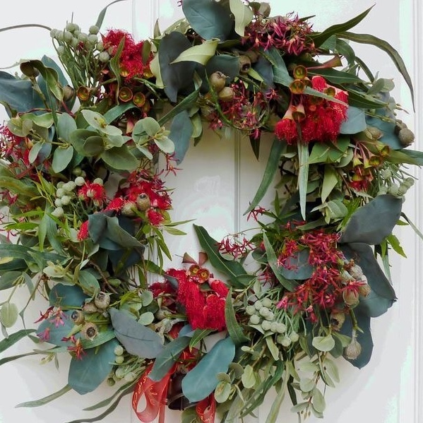 Image result for christmas wreath workshop