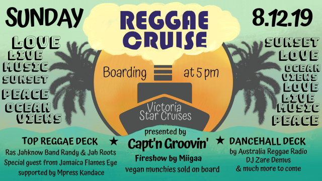 Reggae Cruise #14