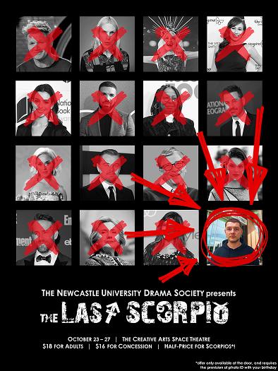 THE LAST SCORPIO