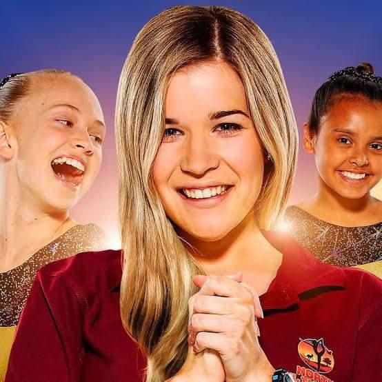 A Second Chance Gymnastics Movie Cast