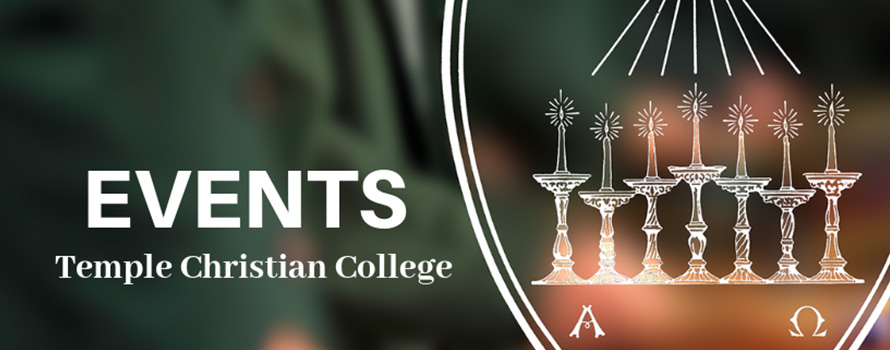 Temple Christian College Events