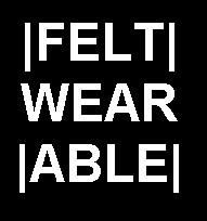 FELT|WEAR|ABLE Logo