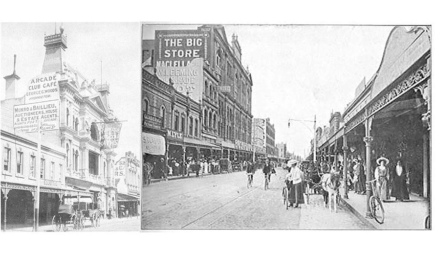 Heritage Walk: Department Stores of Chapel Street