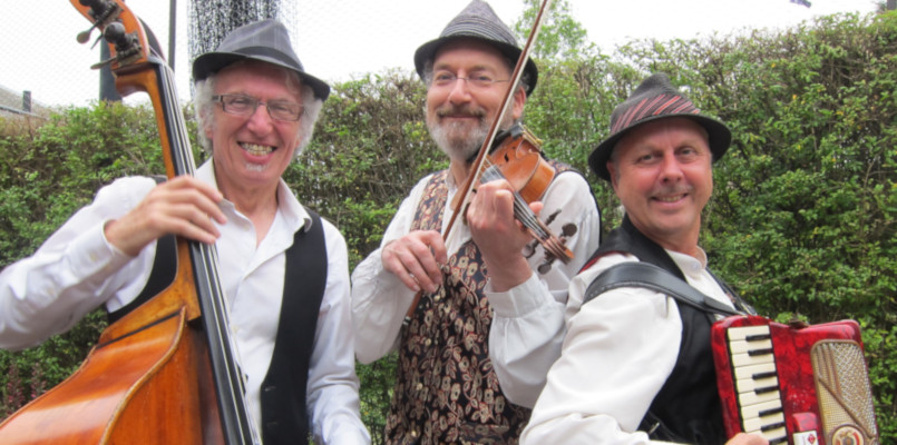 Klezmeritis - Eastern European Jewish music Event image