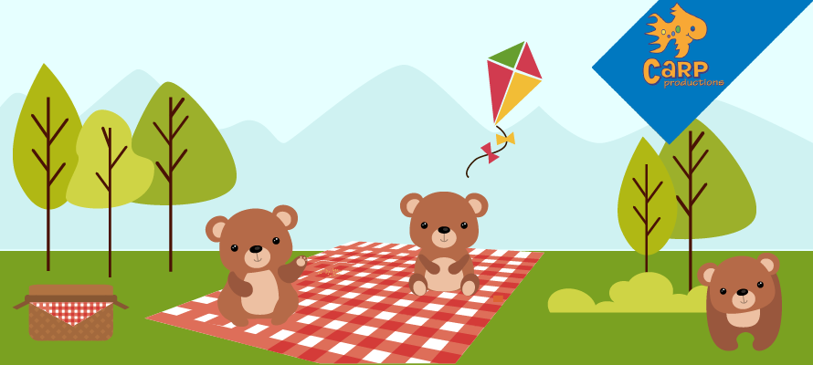 Teddy Bear's Picnic with Carp Productions Event image