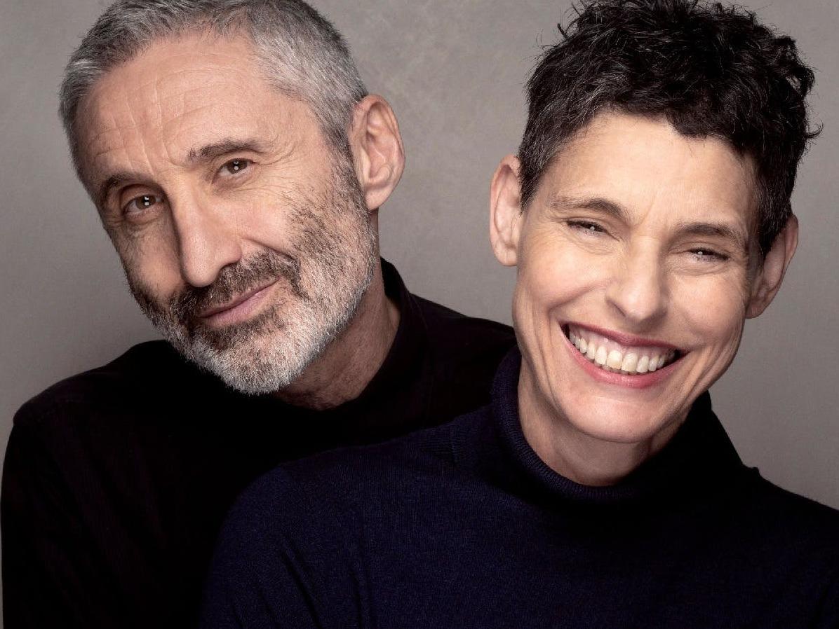Deborah Conway & Willy Zygier