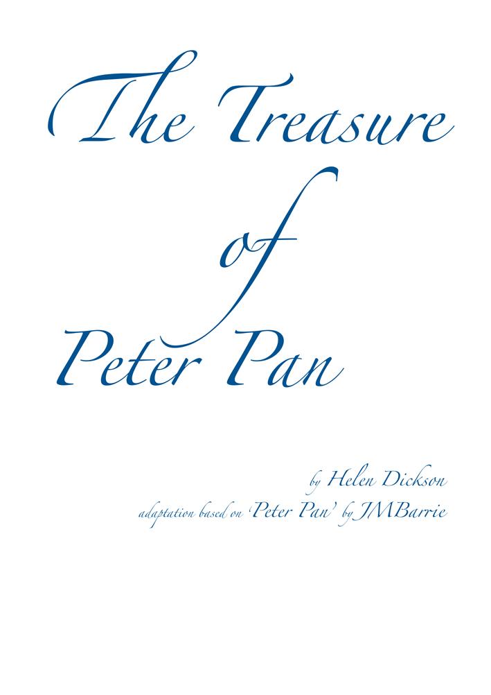 The Treasure of Peter Pan