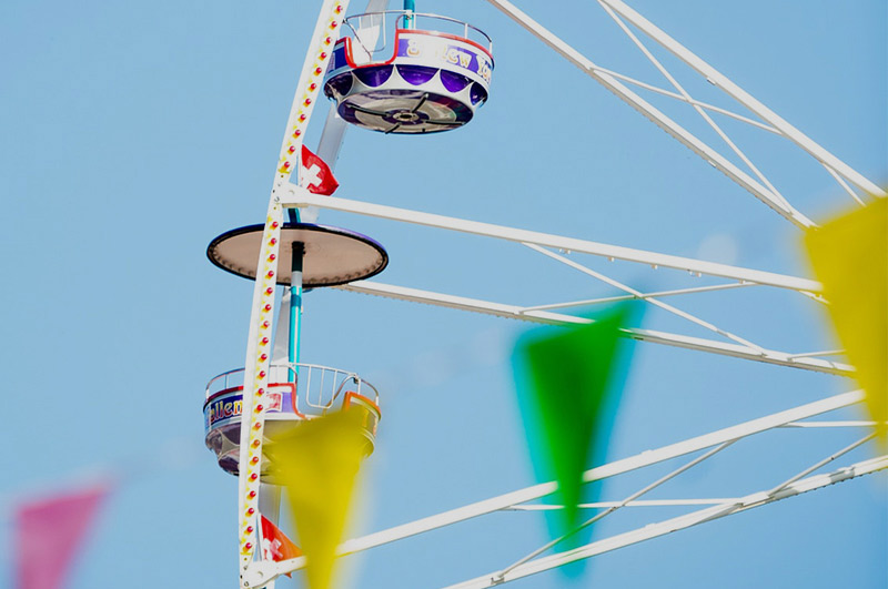 An image of a Ferris wheel