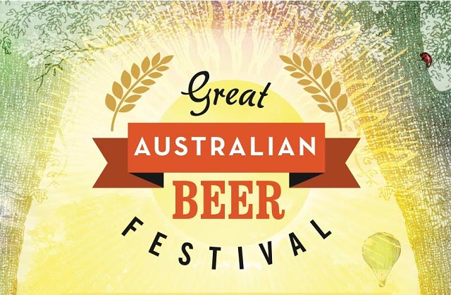 The Great Australian Beer Festival do a great job with their logo.