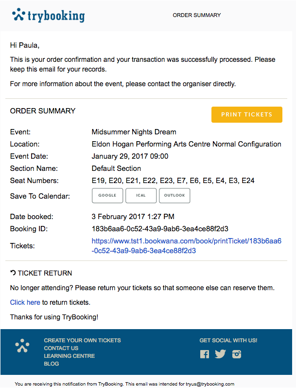 Handing Back Free Tickets – How to Make Tickets for an Event Free