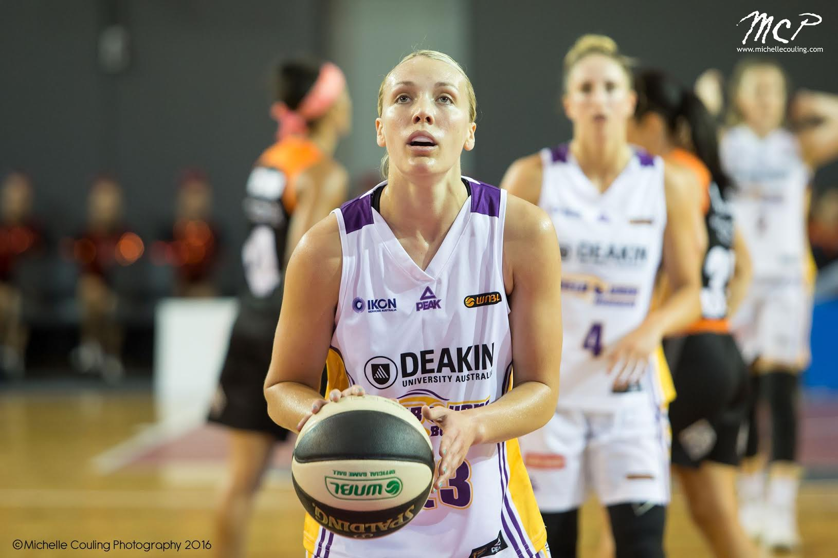 Melbourne Boomers Player