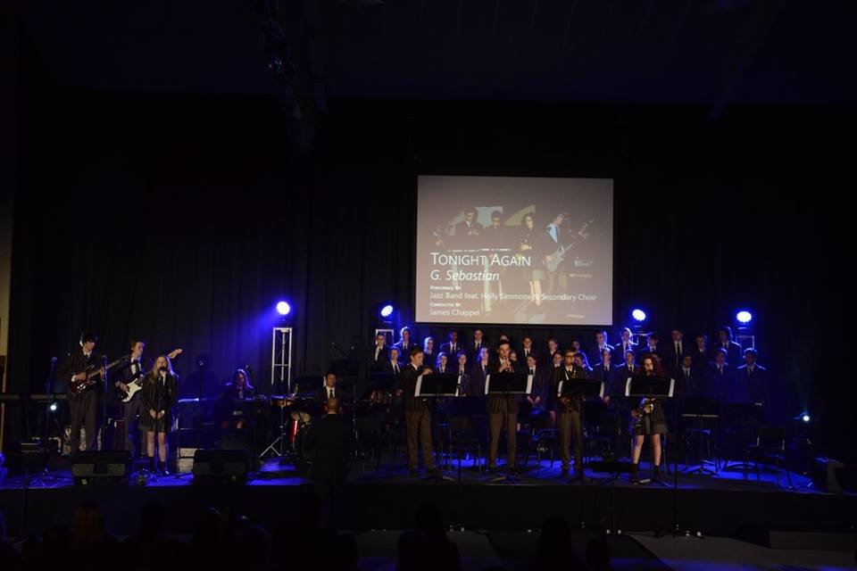 Ivanhoe Grammar Student Events Performing Arts