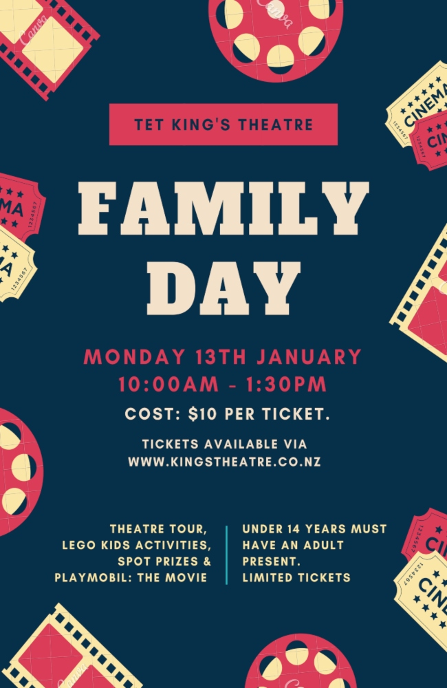King's Theatre Family Day