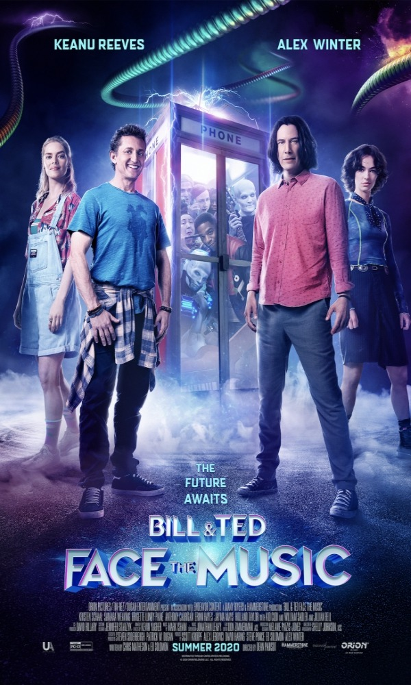 Bill & Ted: Face the Music